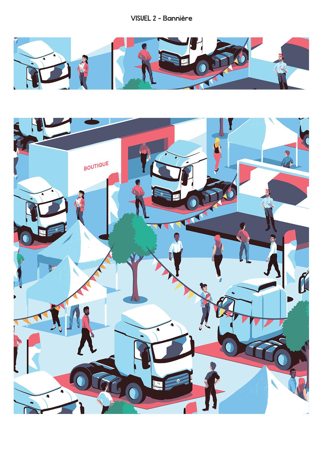 RENAULT TRUCKS-illustration 2